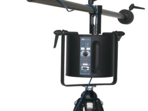 Nor265 Microphone Boom and Turntable