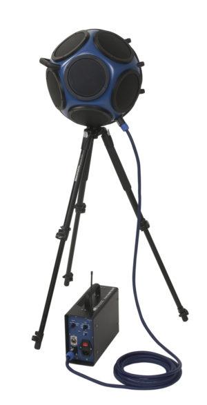 Nor276 Dodecahedron Loudspeaker w/ Nor280 Amplifier