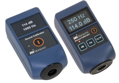 Norsonic Sound Calibrators