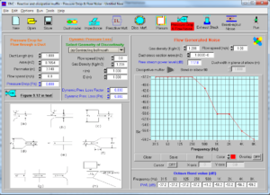 module 5 - Reactive and dissipative mufflers - Pressure Drop and Flow Noise