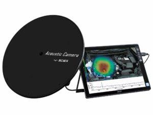 Rion SC-AC0430 Acoustic Camera
